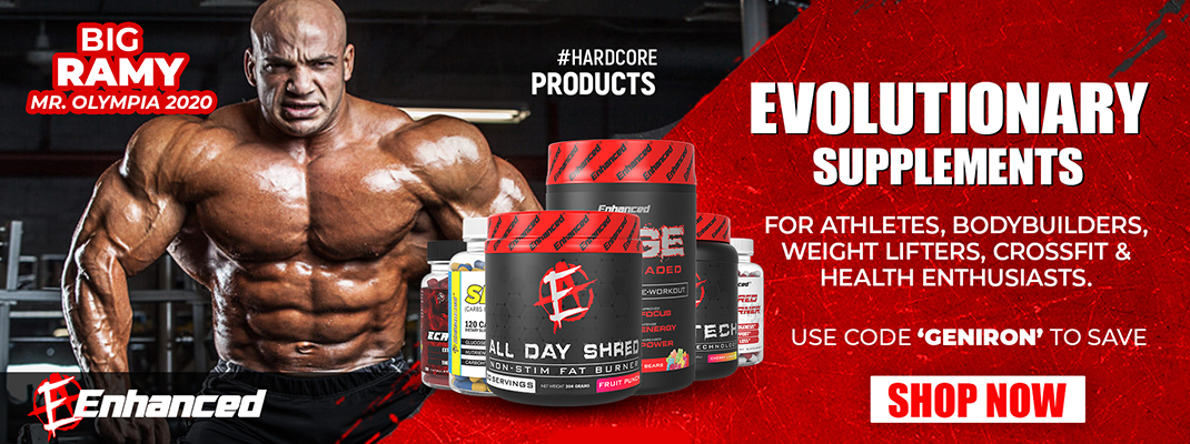 Enhanced Labs Big Ramy Stacks