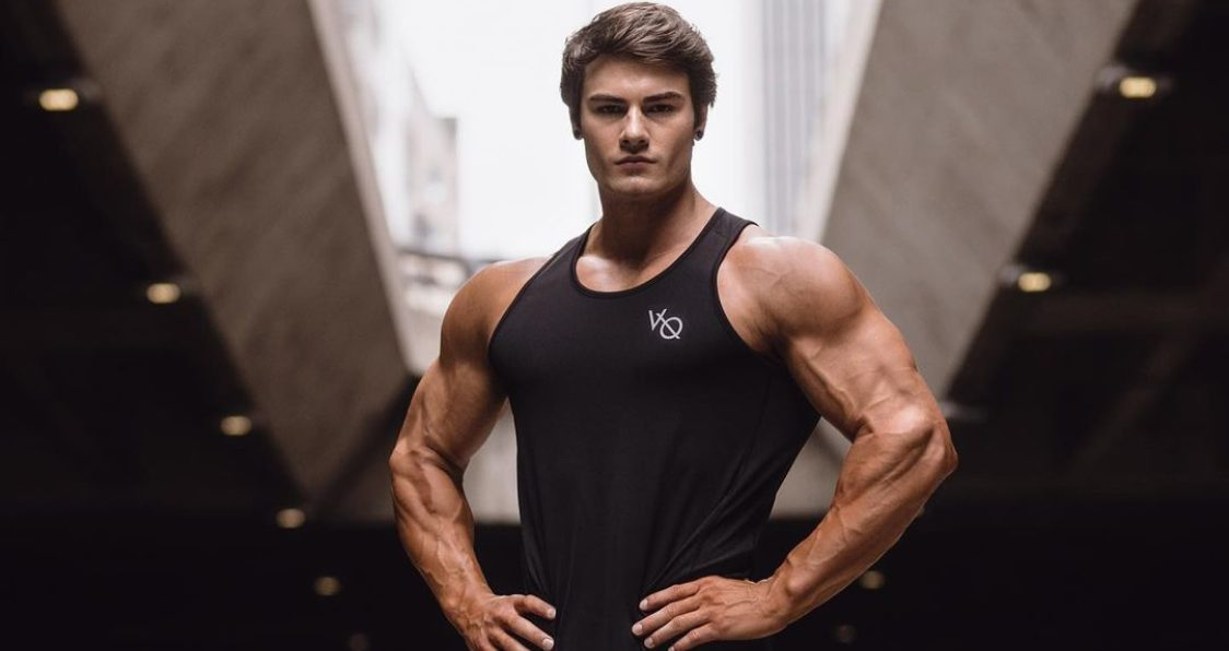 How This Jeff Seid Workout Leads To Huge Upper Body Growth