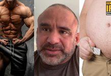 Jose Raymond muscle fat