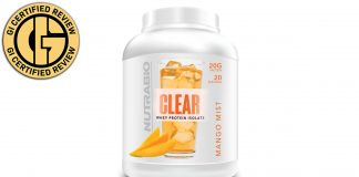 NutraBio_Clear Isolate_Product