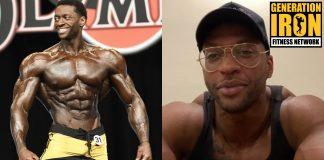 Raymont Edmonds Bodybuilder
