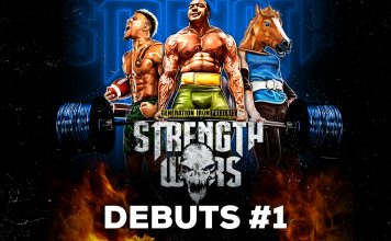Strength Wars movie debuts Number 1