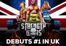 Strength Wars Movie iTunes UK