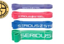 Serious Steel 41'' Resistance Bands