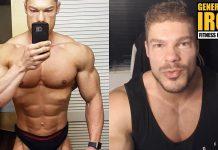 Wesley Vissers bodybuilder