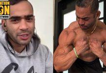 Jamie LeRoyce McTizic bodybuilder