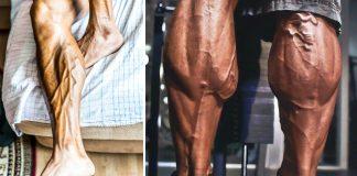 big calves