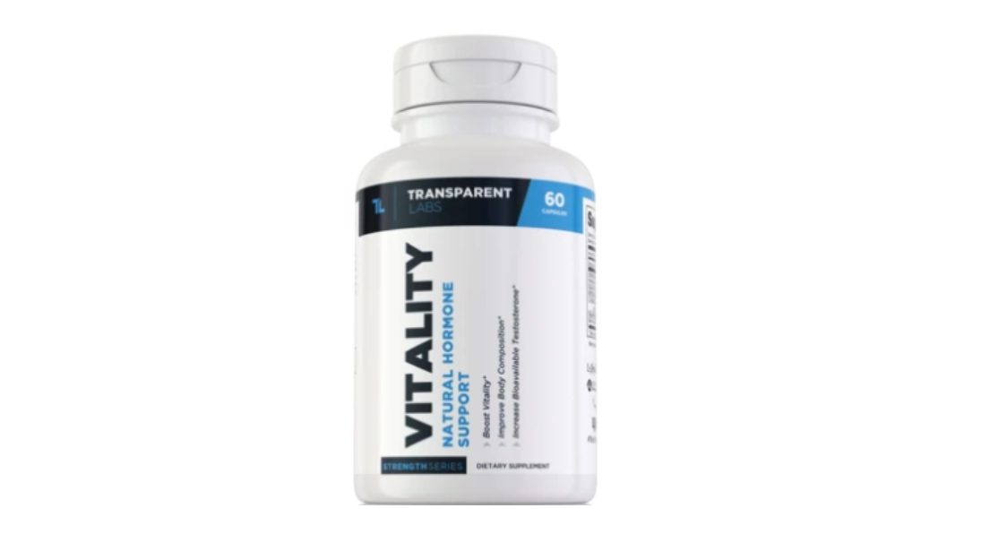 Transparent Labs Vitality