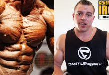 Brad Castleberry bodybuilder