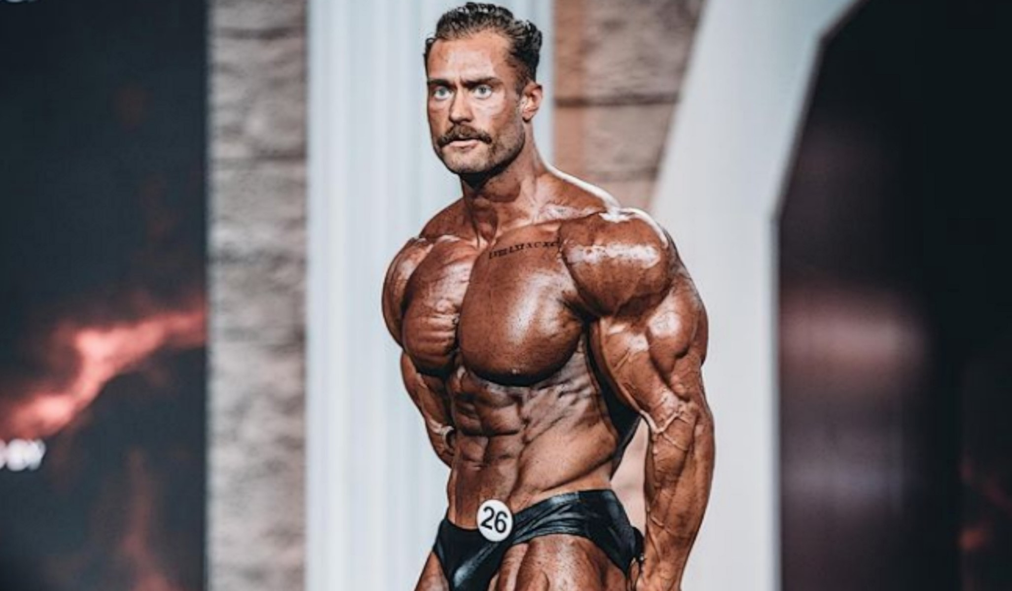 Chris Bumstead Gives Answer On Whether or Not to Use Steroids