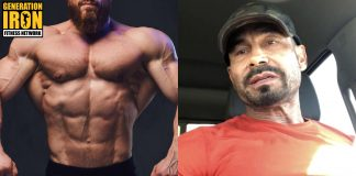Danny Hester Bodybuilding