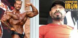 Danny Hester Chris Bumstead bodybuilding