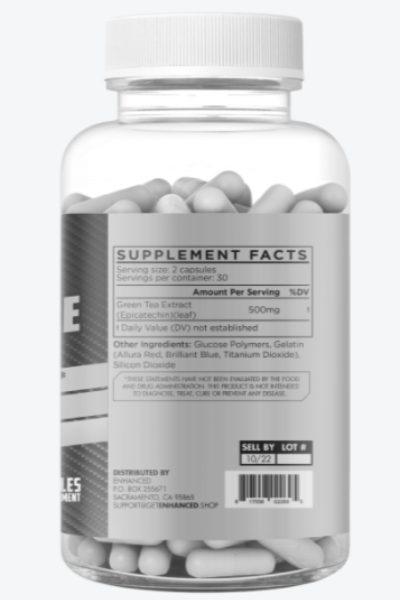 Enhanced Labs EPIMuscle_Ingredients