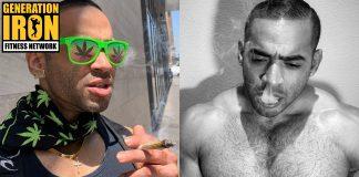 Jamie LeRoyce McTizic Weed bodybuilding