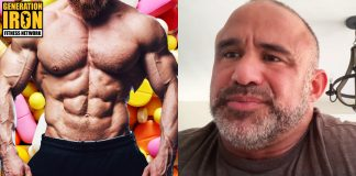 Jose Raymond bodybuilding coaches drugs