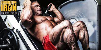 Jose Raymond Workout Bodybuilding