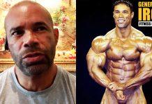 Kevin Levrone bodybuilder
