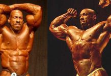 Lawrence Marshall bodybuilder