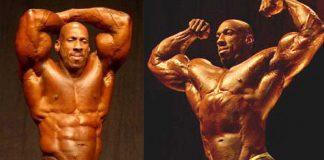 Lawrence Marshall bodybuilder