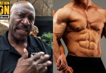 Lee Haney Bodybuilder