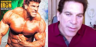 Lou Ferrigno Bodybuilder