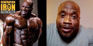 Maxx Charles Bodybuilder