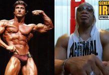 Melle Mel Frank Zane bodybuilding