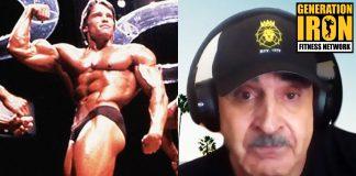 Samir Bannout Arnold Schwarzenegger