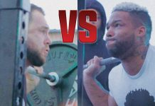 Strength Wars Anabolic Horse Vs Terron Beckham