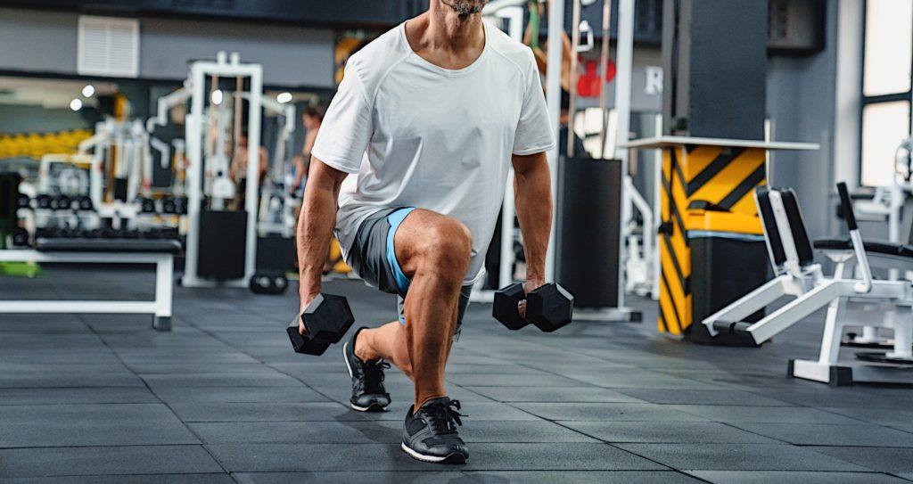 unilateral leg movements