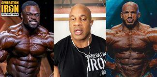 Victor Martinez Big Ramy Brandon Curry