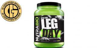 NutraBio Leg Day