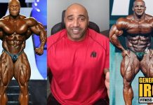 Dennis James Big Ramy Phil Heath