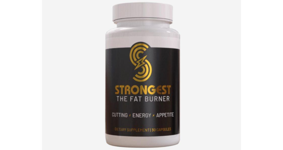 National Bodybuilding Co. Strongest Fat Burner