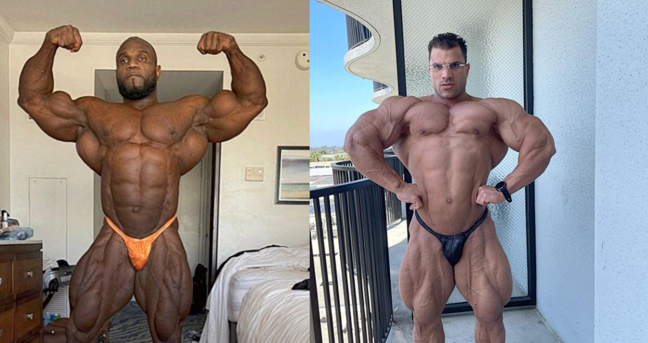 2021 IFBB Puerto Rico Pro Competitor List Revealed