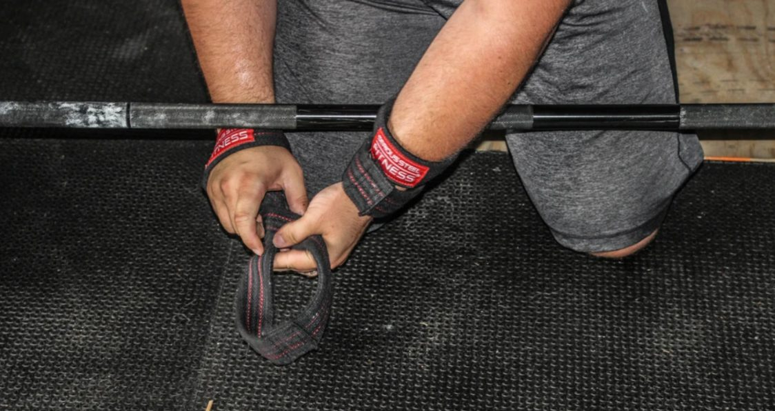 Serious Steel Figure 8 Lifting Straps