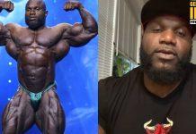 Akim Williams Bodybuilder Interview