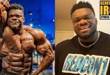 Blessing Awodibu bodybuilder