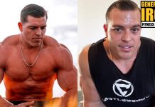 Brad Castleberry bodybuilder
