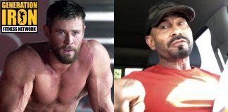 Danny Hester Chris Hemsworth Bodybuilding