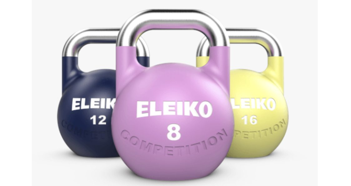 Eleiko_Competition Kettlebells_Product strength