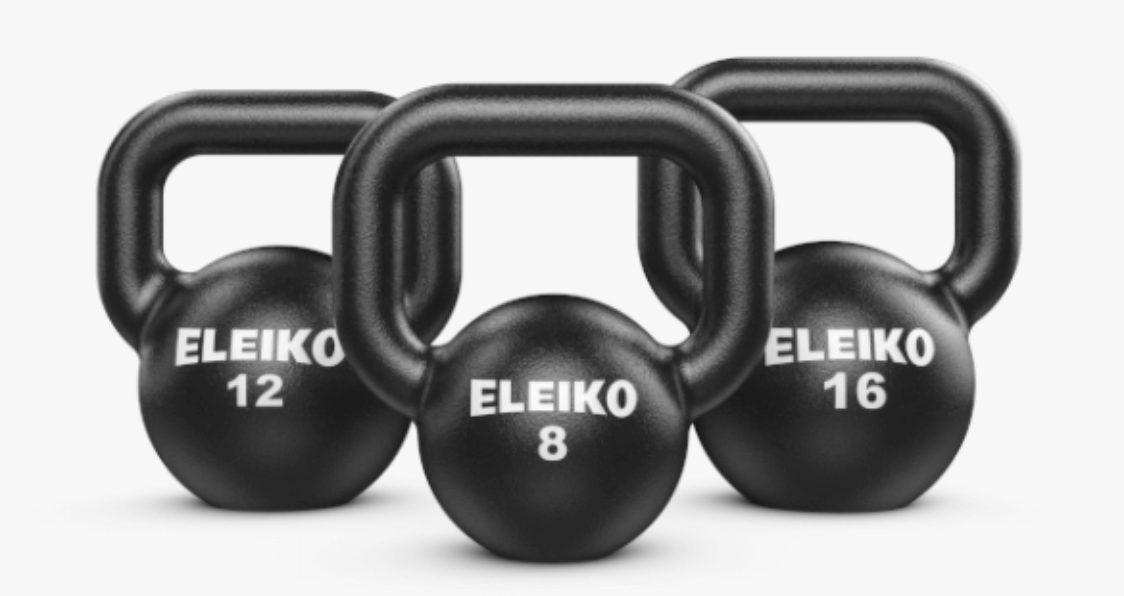 Eleiko_Training Kettlebells_Products strength