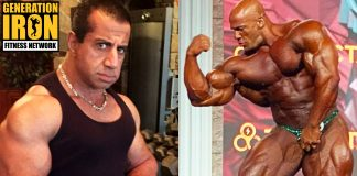 George Farah Big Ramy bodybuilding