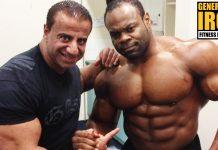 George Farah Kai Greene bodybuilding