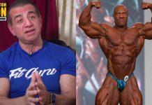 George Farah Phil Heath bodybuilding