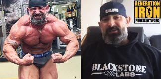 Guy Cisternino Bodybuilder
