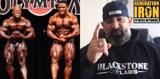 Guy Cisternino Men's 212 bodybuilding