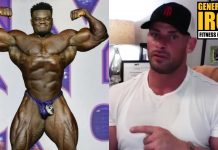 Joey Swoll Blessing Awodibu bodybuilding