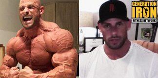 Joey Swoll bodybuilder