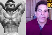 Lou Ferrigno Steve Reeves Bodybuilder
